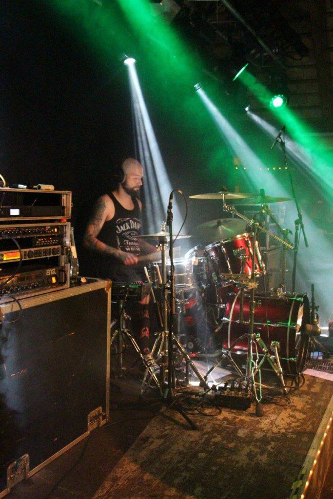 Musiker und Band