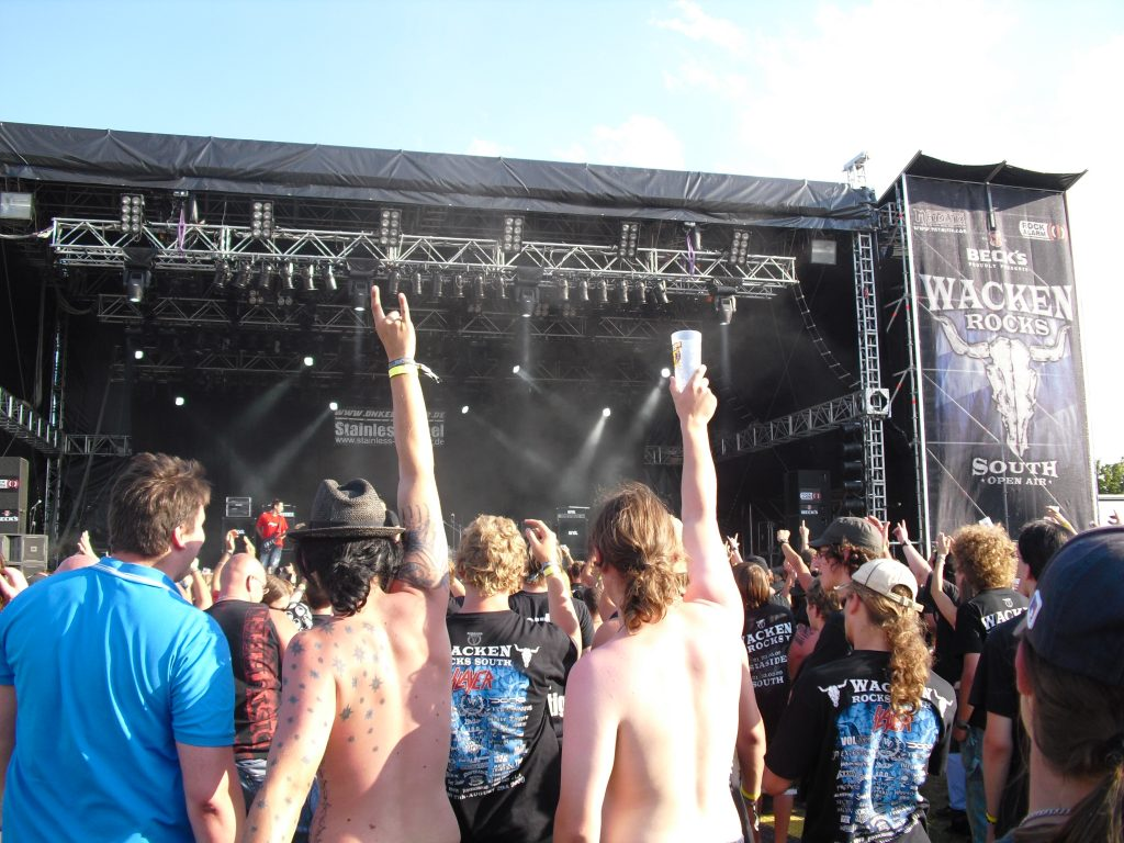 2009 - Wacken Rocks South - Rieden-Kreuth