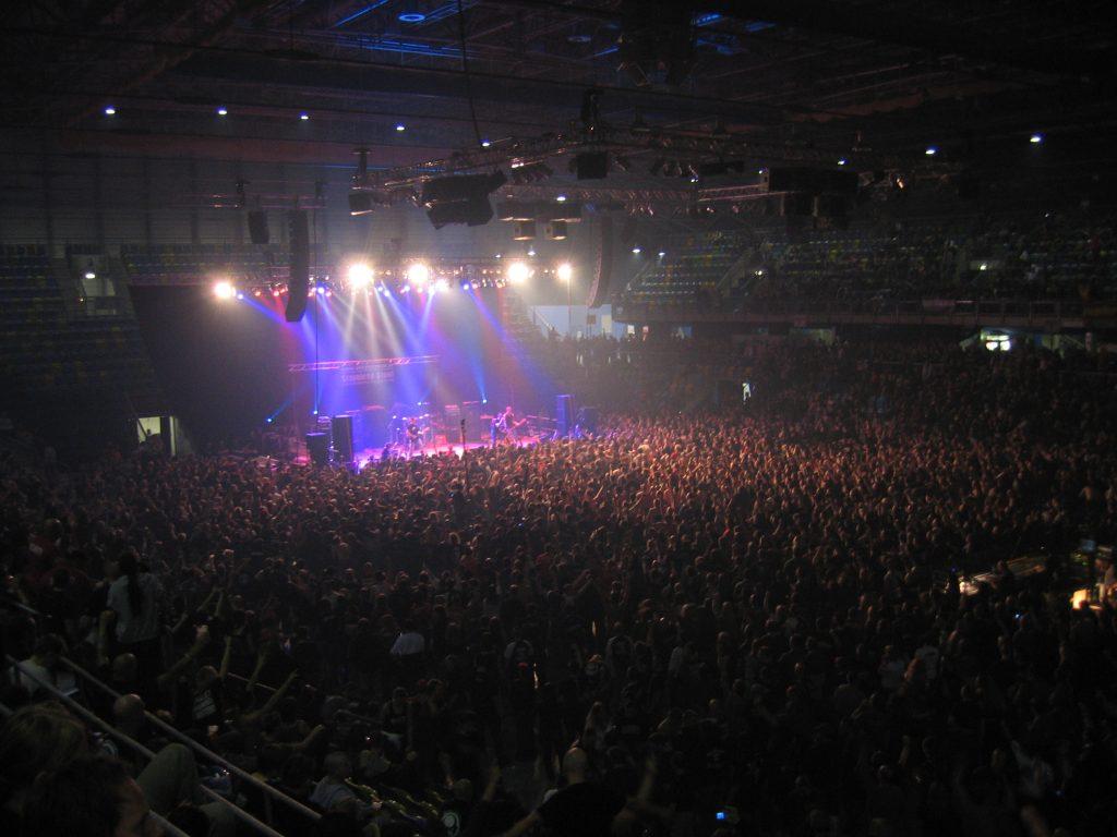 2007 - 27 Jahre B.O. - Ballsporthalle - FFM